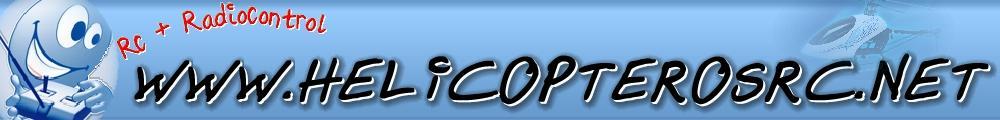 Helicopteros Radio Control - RC - Radiocontrol